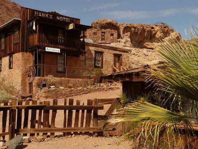 Etape Calico Ghost Town